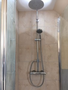 Showers & Wetrooms